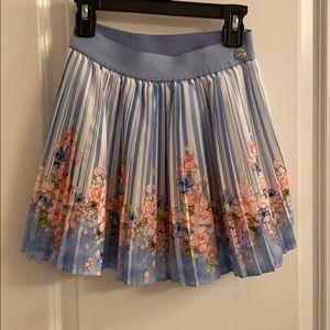 NWOT MAYORAL Pleat skirt